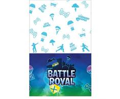 Amscan International 572412 - Mantel de Papel, diseño de Battle Royal