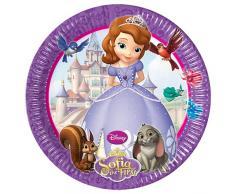 Disney - Mantel de plástico (1,8 x 1,2 m), diseño de Sofía