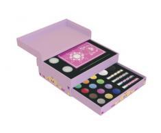 Snazaroo - Joyero de pintura facial para chicas