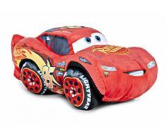 Famosa Softies - Cars 3 Peluche Rayo McQueen, 45 cm (Famosa 760014882)