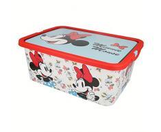 Stor Caja Click 13 L | Minnie Mouse - Disney - Vintage