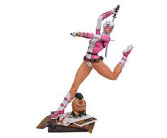 Diamond- Marvel Comics Estatua Gwenpool, Multicolor (MAY182306)