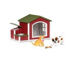 Battat Terra by AN2104Z- Juego de Mascotas para casa de Perro