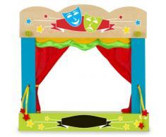 Fiesta Teatro Marionetas SOBREMESA