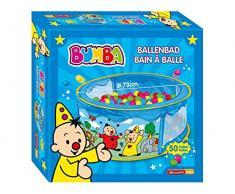 Studio 100 Bumba: Piscine à balles Multicolor Parque Infantil - Cuna de Viaje (730 mm, 730 mm)