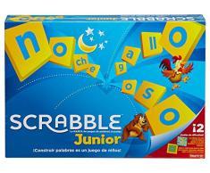 Mattel Games - Scrabble Junior, Juegos de mesa para niños (Y9669)