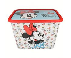 Stor Caja Click 23 L | Minnie Mouse - Disney - Vintage