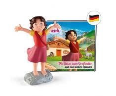 tonies 01-0032 Toy Musical Box Figure Juguete Musical - Juguetes Musicales (Toy Musical Box Figure, 5 año(s), 60 min, Otro, Beige, Gris,, Rojo, Alemán)
