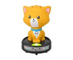 Fisher-Price Gatito montado sobre aspiradora (Mattel GMX70)