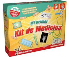 Science4you Mi primer kit de medicina- Juguete científico y educativo