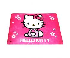 Hello Kitty SALVAMANTEL 3D Rosa, Medidas: 42 X 27 cm