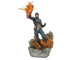 Marvel Comics MAY172528 Milestones - Estatua de la película de la Guerra Civil Capitán América