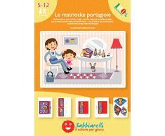 Sabbiarelli 100 al0553 – Álbum Le matrioske Joyero
