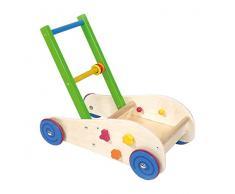 Hess 31177 de Madera Wagon Walker bebé Juguete