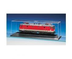 ROCO Locomotora colección Vitrina 40025 H0 (L x W x H) 238 x 75 x 75 mm