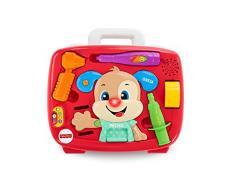 Fisher-Price Perrito pequeño doctor, juguete para bebé +1 año (Mattel FPP99)