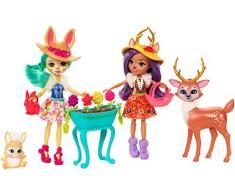 Enchantimals Conjunto jardín mágico (Mattel FDG01)