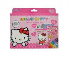 Hello Kitty - Juego de pegatinas (HKCA9083)