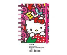 Hello Kitty- Libreta, (Montichelvo MC-53870)
