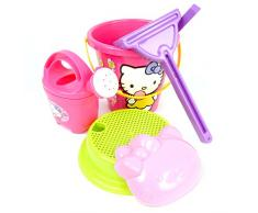 Hello Kitty - Set de juguetes de playa (81335)