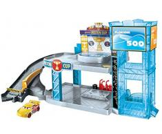 Cars 3-FWL70 Circuito Florida 500 para Coches de Juguete, Multicolor (Mattel FWL70)