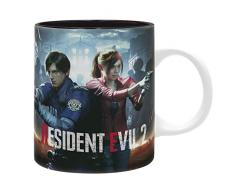ABYstyle - RESIDENT EVIL 2 - Taza - 320 ml - Logo