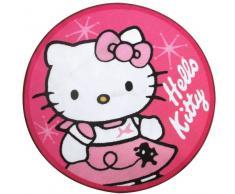 Fun House -711 650 Muebles y Decoración Hello Kitty-Alfombras [Importado de Francia]