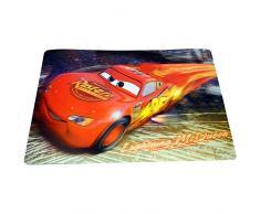 Cars SALVAMANTEL 3D Lightning Mcqueen, Medidas: 42 X 27 cm
