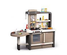 Smoby- Cocina juguete evolutiva, Color gris (312300) , color/modelo surtido