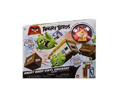 Angry Birds Pig Blast Angry Ball Playset - Juegos y Juguetes de Habilidad/Activos, Cualquier género, Caja