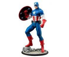 Marvel Comics MK229 - Estatua de Capitán América de, diseño moderno