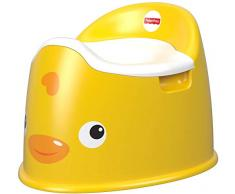 Fisher-Price - Orinal patito, Juguete de Aprendizaje y Desarrollo para Niños (Mattel GCJ81)