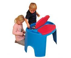 Liberty House Juguetes - Juego de mesa de juego con los envases reutilizables, incl. 2 sillas infantiles