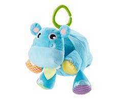 Fisher-Price Gimnasio activity 2 en 1, manta de juego para bebé (Mattel GFC35) , color/modelo surtido