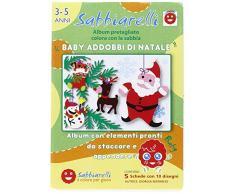 Sabbiarelli - Álbum los Adornos de Navidad Baby