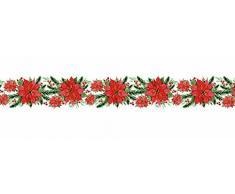 Ursus 59090050 Masking Tape Estrella de Navidad Guirnalda, 30 mm x 10 m, 1 Rollo