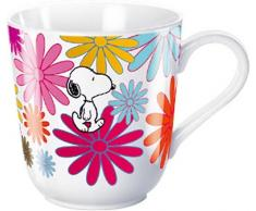 United Labels 0113326 - Best of Snoopy de Fleuri Vasos de Porcelana en prämierter Regalo del Paquete 300 ml