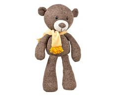 Famosa Softies - Motitas, Oso de Peluche, 32 cm, Color marrón (760013898B)