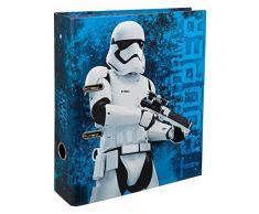 Undercover swmk0630 - Escolar Carpeta A4, Star Wars