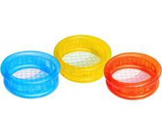 Bestway 51112 Billar para niños - Billares para niños (Azul, Rojo, Amarillo, Vinilo, 2 año(s), 26 L, 64 cm, 250 mm)