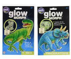 The Original Glowstars Company - Pegatinas para pared y cristal (Brainstorm B8995) [Importado de Inglaterra]