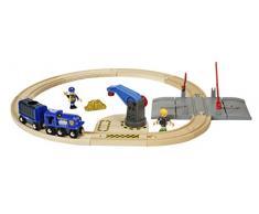 BRIO 33812 trene de Juguete - Trenes de Juguete (Multicolor, Madera, 3 año(s))