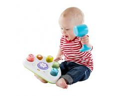 Fisher Price - Everything Baby Tappin' Beats Bench, Juguete Musical (Mattel CDC12)