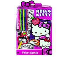 Hello Kitty – 1023 – 59892 – Set de Velvet Póster