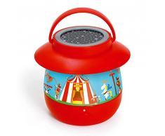 Scratch 6182317 – Luz nocturna Circo, varios juguetes