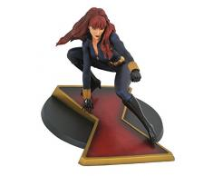 Marvel DEC172277 Gallery Widow Comic - Estatua de PVC, Color Negro y Multicolor