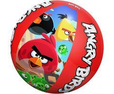 Juguetes Industriales - Pelota hinchable diseño Angry Birds, 51 cm