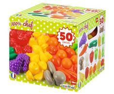 100% Chef Caja de frutas y verduras (Smoby 2655)
