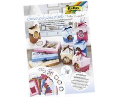 Folia 976 Caja para regalos - Papel de regalo (Caja para regalos) , color/modelo surtido