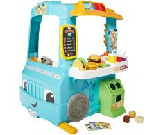 Fisher-Price dym74 Laugh and Learn servir Up Fun Food Truck Actividad juguete